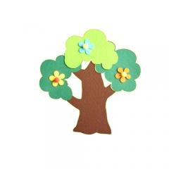 펠트 나무 A/환경구성재료
