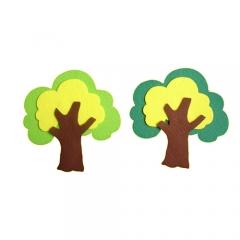 펠트 나무 B세트/환경구성재료
