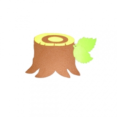 펠트 그루터기/환경구성재료