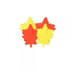 펠트 단풍잎 세트/환경구성재료