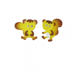 스치로폼-다람쥐 A세트/환경구성재료