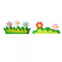 스치로폼-꽃잔디 세트/환경구성재료