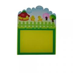 스치로폼-딸기집게시판/환경구성재료