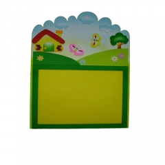 스치로폼-나비 게시판/환경구성재료