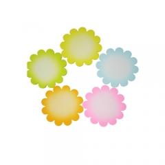 스치로폼-국화꽃판/환경구성재료