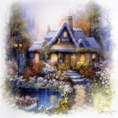 꿈속의 집(300p)/학습교구,퍼즐 >직소퍼즐
