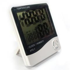 온습도계(실내측정용)/HTC-1/학원,유치원용품