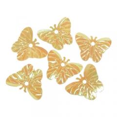 레인보우스팡클(1홀)/나비 노랑/만들기공예재료
