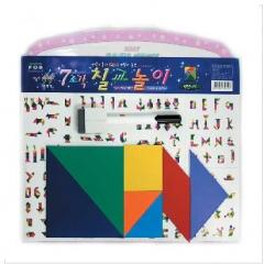 화이트보드칠교놀이/학습교구,퍼즐>유아학습퍼즐