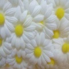 뿅국화/20개 흰색/장식공예,만들기재료