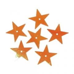 레인보우스팡클(1홀)/별 주황/만들기공예재료