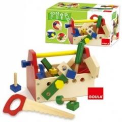 나무공구놀이상자/학습교구,퍼즐 >유아학습놀이