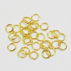 O링고리(10mm)/금색/장식공예재료