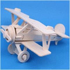 나무퍼즐/경비행기