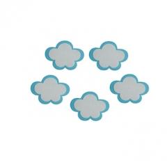 펠트-구름세트(소)/환경구성재료