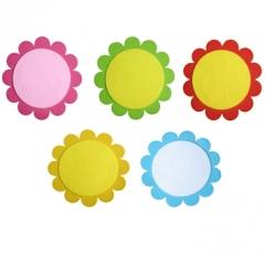 펠트-꽃글자판 B세트/환경구성재료