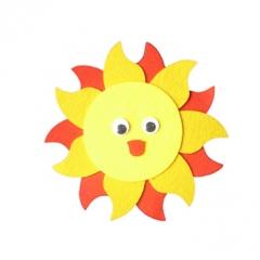 펠트 태양 A/환경구성재료