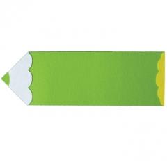 펠트-연필글자판(대)/연두/환경구성재료