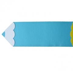 펠트-연필글자판(대)/하늘/환경구성재료