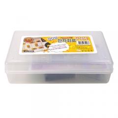 간단한전자회로꾸미기/(노랑)/초등실습재료