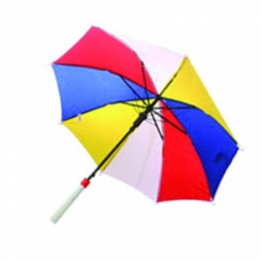 자동색동우산(유아용)