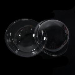 원형반구(8cm)/10개/장식공예재료