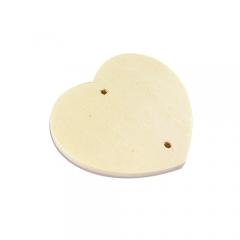 리스틀(하트5cm)10개/점토,만들기재료