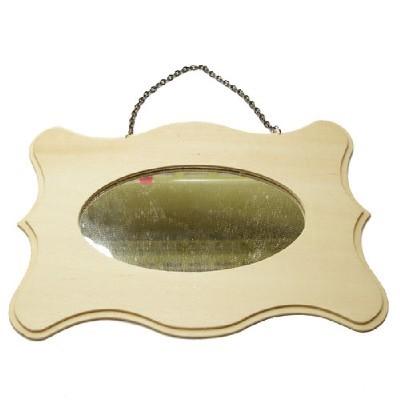 물결모양거울판/점토프레임,만들기재료