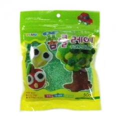 폼클레이/50g 초록/점토공예재료