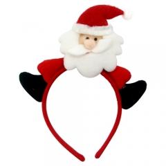 산타할아버지머리띠