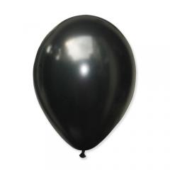 30cm 펄블랙 (50입)/풍선파티용품