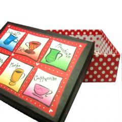선물지함상자/3p(커피잔)/장식공예,포장재료