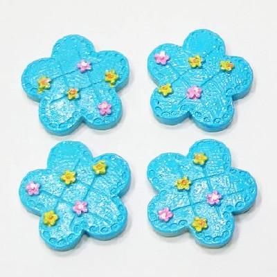 팬던트/매화 하늘(20개)/장식공예,만들기재료