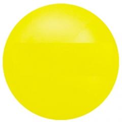 공굴리기 공-옐로우(1.5미터)/체육,운동,공연용품