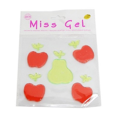 MissGel(소)/사과2종/환경구성,공예재료