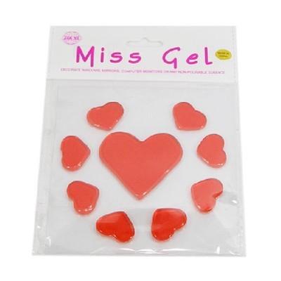 MissGel(소)/하트모음/환경구성,공예재료