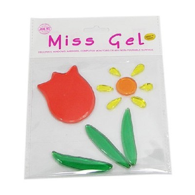 MissGel(소)/튤립+해바라기/환경구성,공예재료