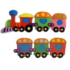 종이-기차세트/환경구성재료
