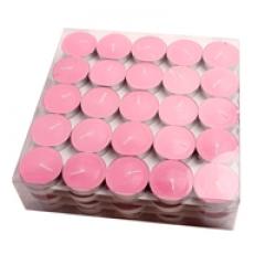 티라이트양초-핑크(100개입)/행사,파티용품