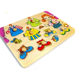 꼭지퍼즐(여아)/학습교구,퍼즐>유아학습퍼즐