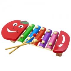 과일실로폰/사과/악기,음악용품
