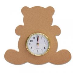 DIY프레임/곰돌이 시계/만들기공예재료