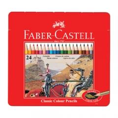파바카스텔색연필/유성24색/화방,미술용품 >색연필