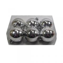 유광볼(60mm)/은색6p