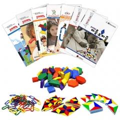 조이매스 패턴측정세트/학습교구,퍼즐 >학습교구세트
