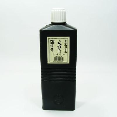 먹물4000/ 450ml,전문가용/화방,미술용품 >서예용품
