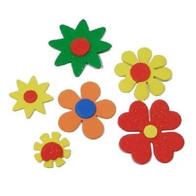 아트빌/꽃혼합 50개/환경구성재료