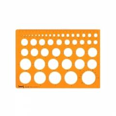 No.130 템플렛 원(1/2)정규/전산,제도용품