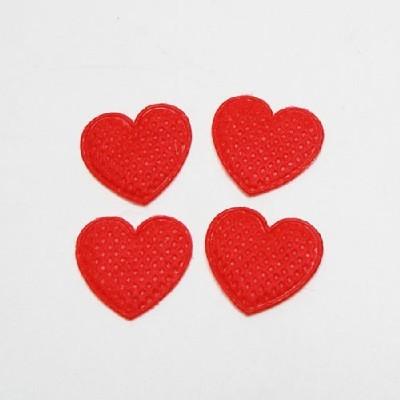 봉제소품/하트 빨강/장식공예,만들기재료