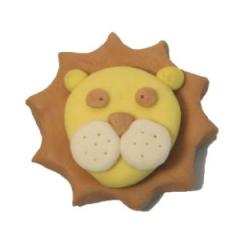 [비누클레이] 사자/비누만들기/솝클레이/비누만들기공예